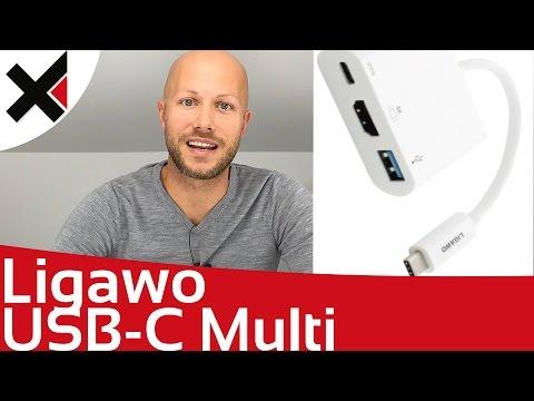 Ligawo USB-C Multiadapter Review | iDomiX