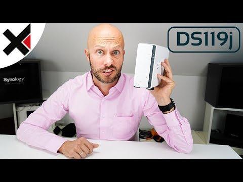 Synology DS119j, lieber nicht als Einsteiger NAS! | iDomiX