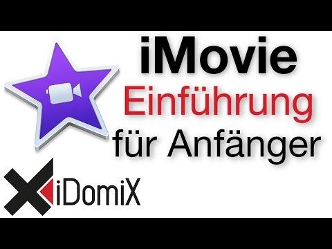 iMovie El Capitan Einführung für Anfänger