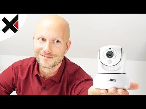 IP-Kamera Tag/Nacht Wärmesensor PAN/TILT Instar IN-8015 | iDomiX