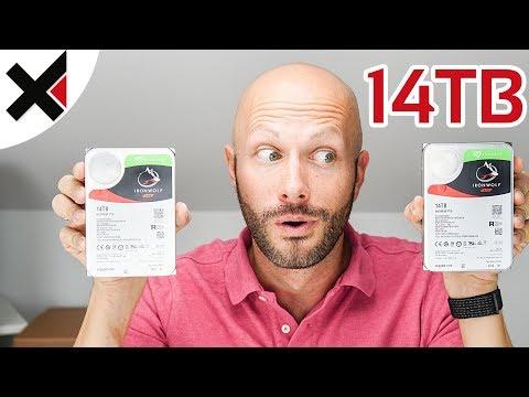 Seagate IronWolf Pro 14TB & meine Seagate Leidensgeschichte | iDomiX