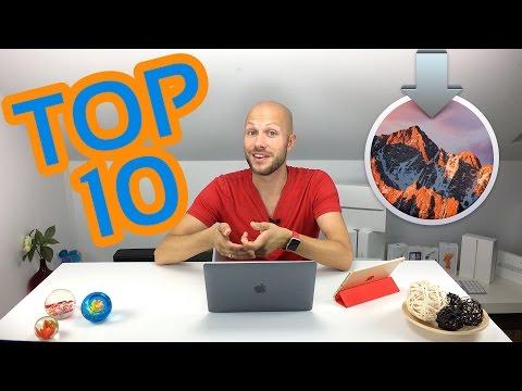 Top 10 neue Funktionen von macOS Sierra   iDomiX