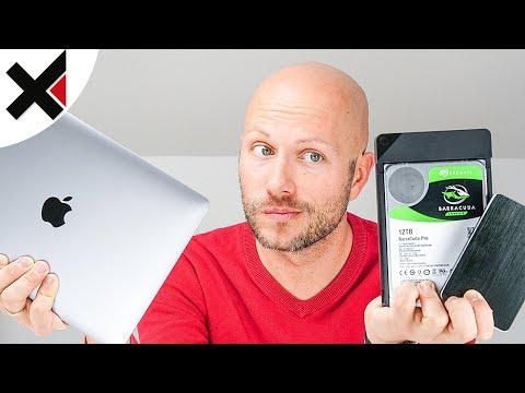 Sicheres Time Machine Backup am Mac mit örtlicher Trennung | iDomiX