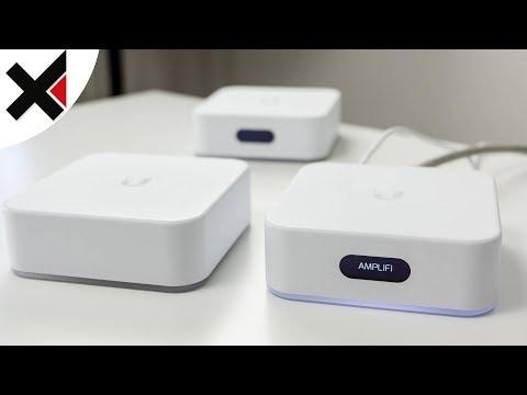 In 2 Minuten WiFi Mesh installiert! AmpliFi Instant von Ubiquiti | iDomiX