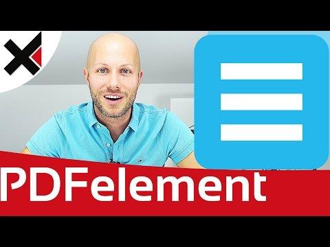PDFelement, noch eine PDF App für Mac und Windows | iDomiX