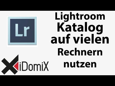 Lightroom Katalog auf mehreren Rechnern nutzen Dropbox Cloud Adobe