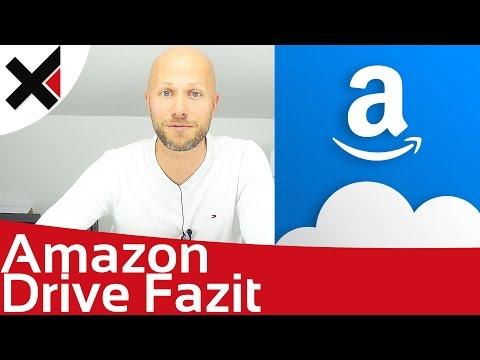 Amazon Drive Backup Fazit nach drei Monaten (unlimited) Hyper Backup DiskStation | iDomiX