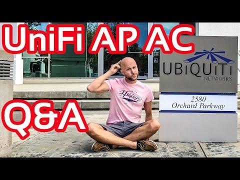 UniFi AP AC Fragen & Antworten Q&A | iDomiX