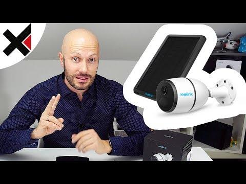 Reolink Go 4G LTE Sicherheitskamera im Test | iDomiX