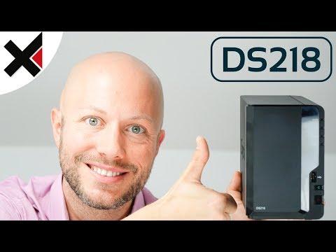 "Synology DiskStation DS218 Review ""Der Star der Manege"" | iDomiX"