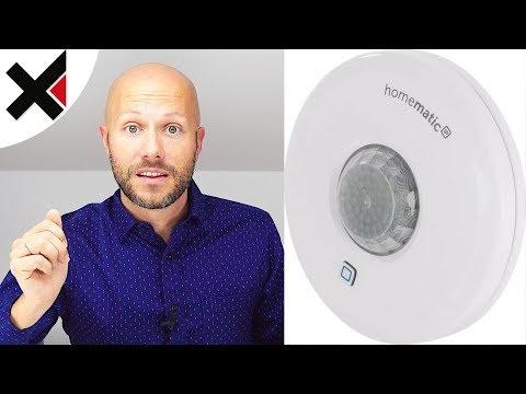 Was kann der Homematic IP Präsenzmelder? | iDomiX