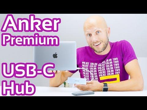 Anker USB-C Premium Hub Review | iDomiX