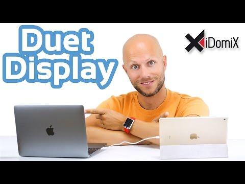 Duet Display Das iPad als zweiten Bildschirm nutzen | iDomiX