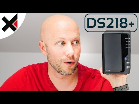 Synology DiskStation DS218+ Review Deutsch | iDomiX