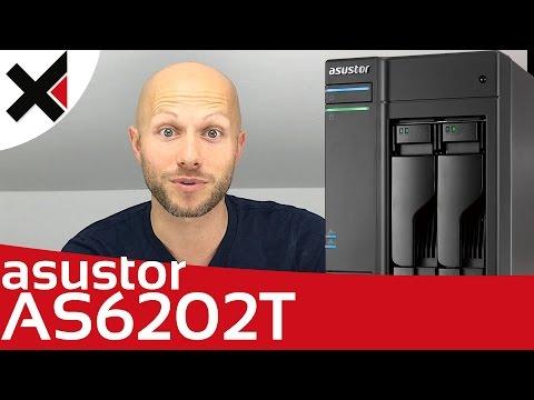 Asustor AS6202T Erster Eindruck & Grundeinrichtung Review Tutorial Setup Installation | iDomiX