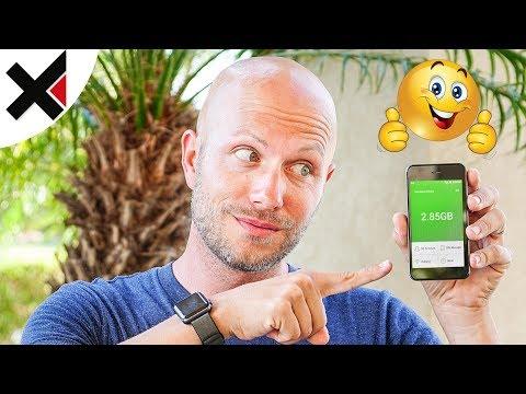 Weltweit mobiles Internet mit GlocalMe und nationalen SIM-Karten | iDomiX