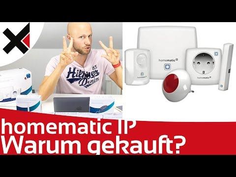 Warum ich doch Homematic IP gekauft habe | iDomiX