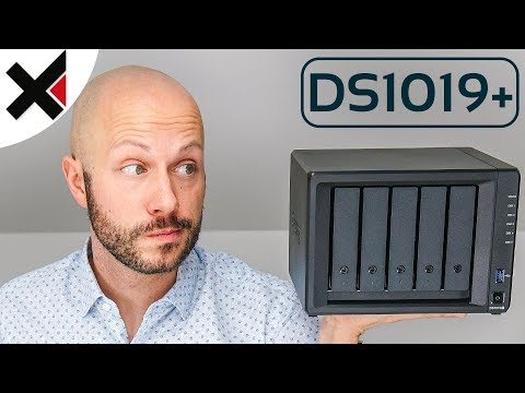 Die neue Synology DiskStation DS1019+   iDomiX