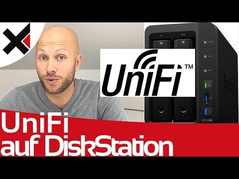 UniFi Controller auf DiskStation installieren Tutorial Deutsch | iDomiX