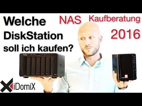 Welche DiskStation soll ich kaufen? | NAS Empfehlung 2016 | iDomiX