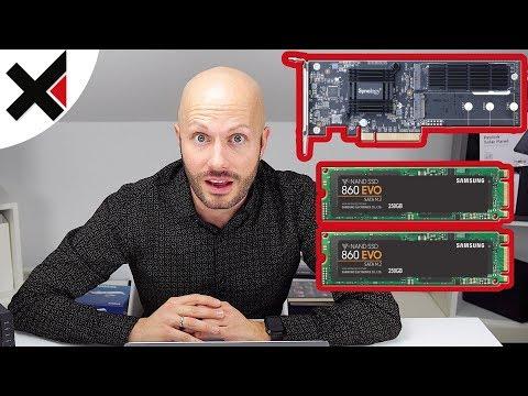 Das Problem mit dem Synology SSD Cache und Samsung m 2 SATA SSDs   iDomiX