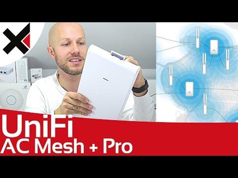 UniFi AC Mesh Pro Unboxing und für wen & wofür sinnvoll | iDomiX