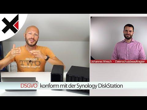 DSGVO konform mit der Synology DiskStation | iDomiX