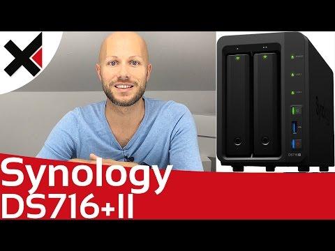 Synology DiskStation DS716+II Erster Eindruck & Einrichten | iDomiX