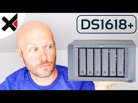 Synology DS1618+ Review und Vergleich DS1517+ DS3018xs | iDomiX