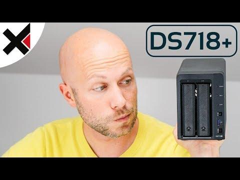 Synology DiskStation DS718+ Review Deutsch | iDomiX