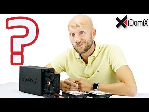 Welche DiskStation soll ich kaufen? | NAS Empfehlung 2016 II | iDomiX