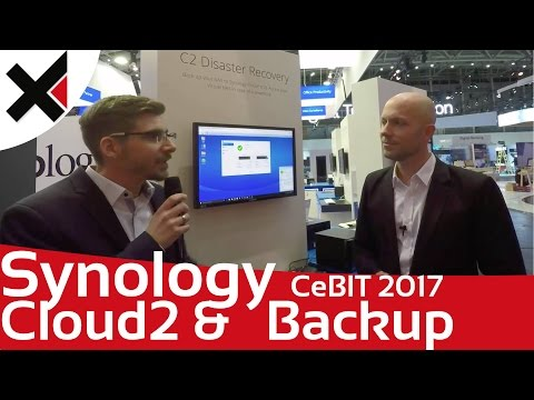 Synology CeBIT 2017 Cloud2 Backup & Disaster Recovery & Active Backup | iDomiX