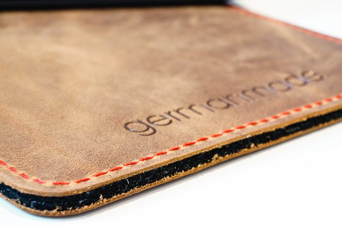 germanmade. iPad mini Sleeve Check & Review