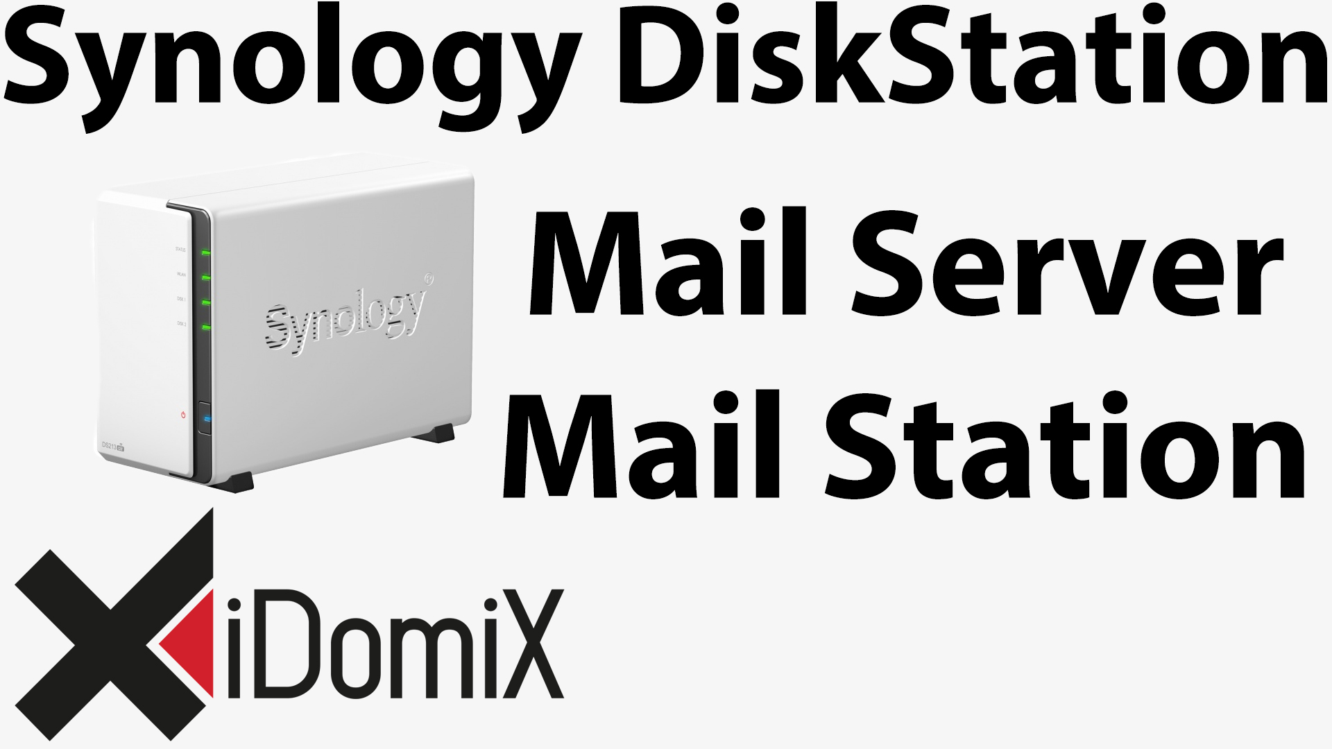 #240 Synology DiskStation Mail Server und Mail Station einrichten