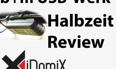 b+m USB-Werk & Lumotec IQ2 Luxos Review