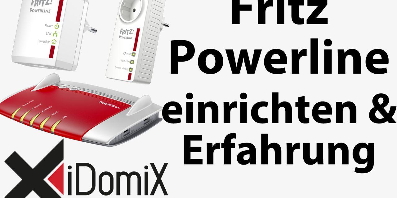 #256 Fritz Powerline einrichten & Erfahrung