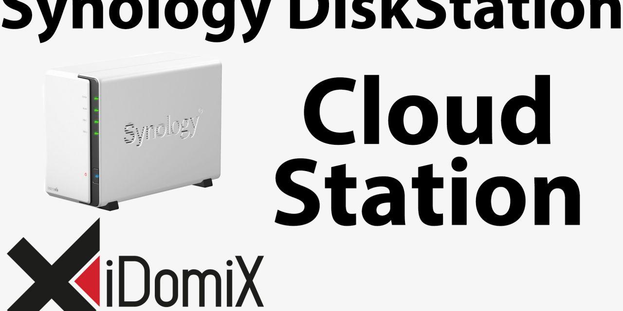 Synology DiskStation CloudStation einrichten