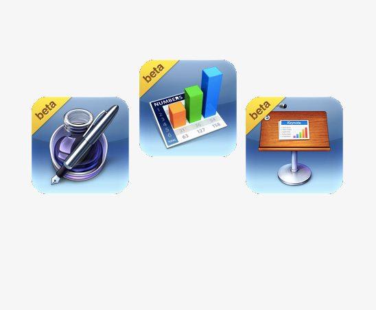iWork für iCloud