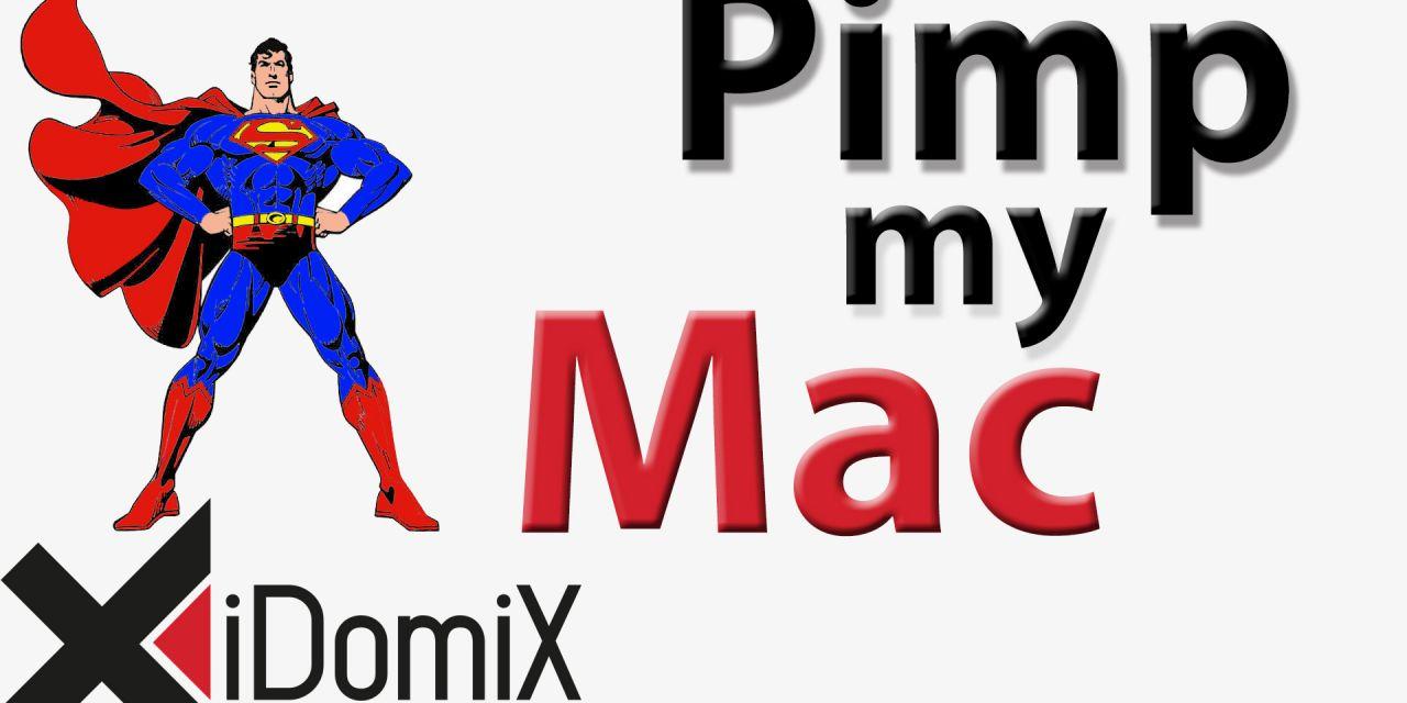 Pimp my Mac ( Optimierung – schneller machen )