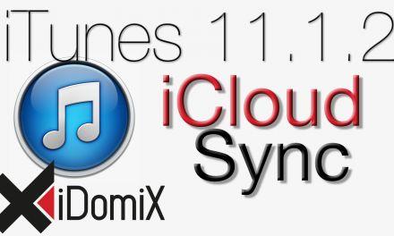 iTunes 11.1.2 – iCloud statt lokaler Synchronisierung
