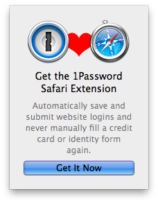 1P4 Mac 1P mini install extension