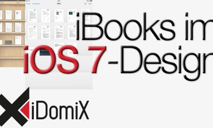 iBooks im iOS 7-Design