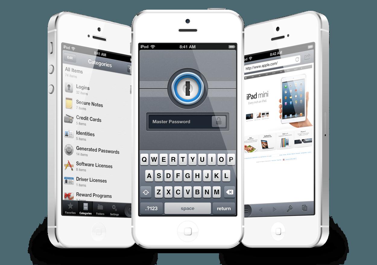 1Password für iOS