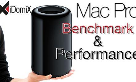 Mac Pro 2013 Benchmark & Performance