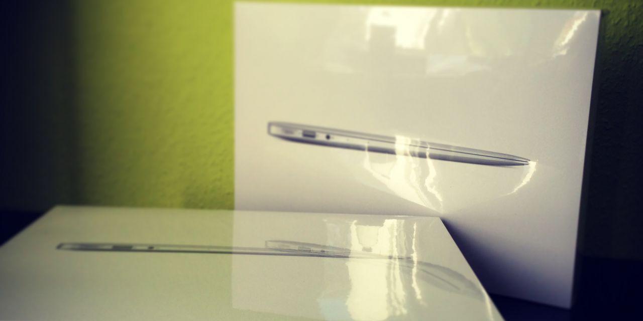Das neue MacBook Air 2014