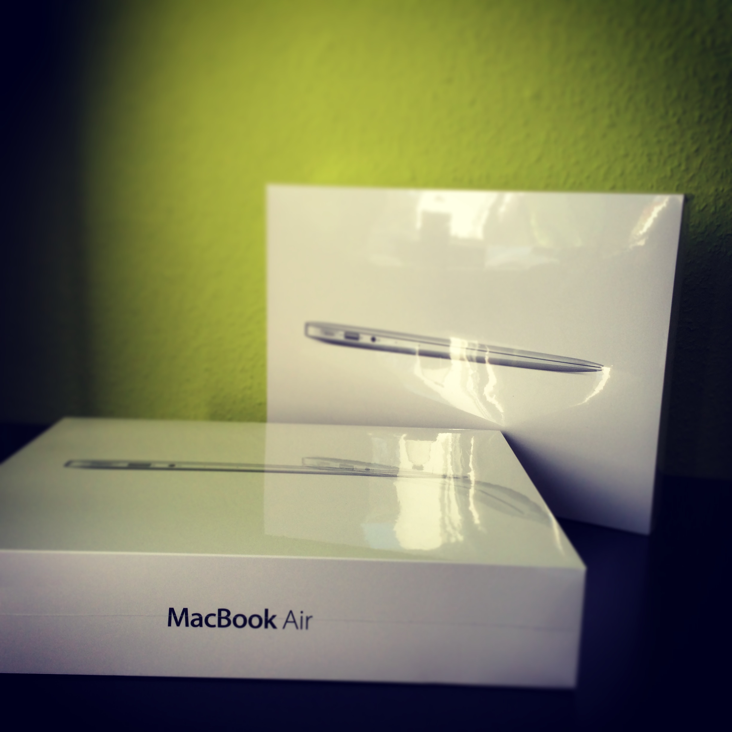Das neue MacBook Air 2014