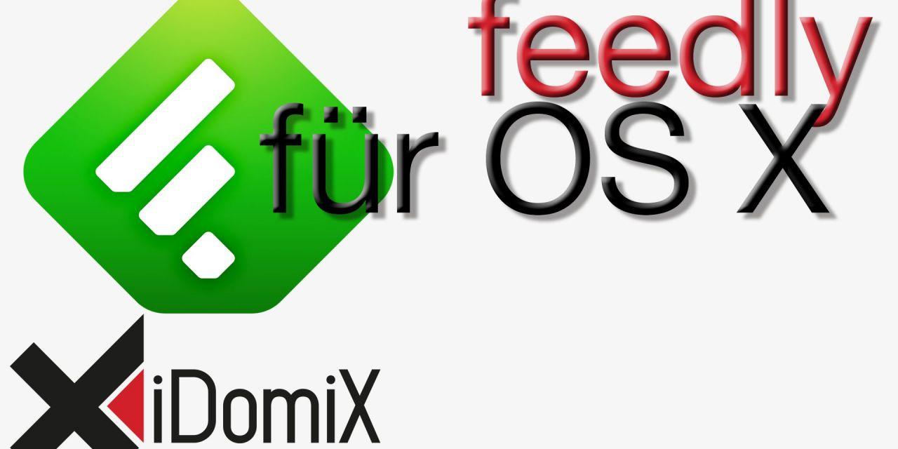 feedly für OS X