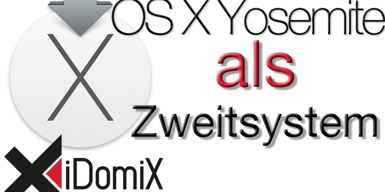 OS X 10.10 Yosemite auf USB Stick, SD Karte oder externe Festplatte installieren