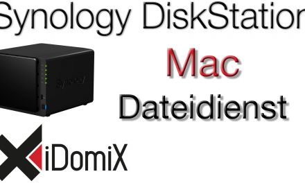 #322 Synology DiskStation DSM 6 Mac Dateidienst einrichten