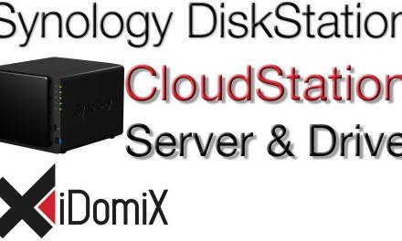 Synology DiskStation DSM 6 Cloud Station Server und Drive einrichten